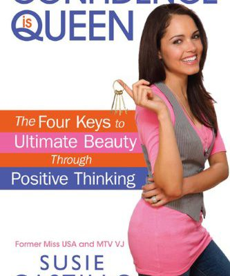 Confidence-is-Queen-The-Four-Keys-to-Ultimate-Beauty-Through-Positive-Thinking-0-1